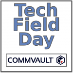 Tech Field Day Exclusive at Commvault GO 2018