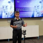 Cisco Presents at Tech Field Day 17